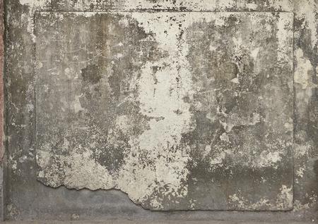 Béton Contexte mur fissuré Vintage, Vieux Mur. Fond texturé Banque d'images - 44291735