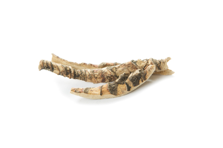 grass roots: Calamus root or Sweet Flag. Flagroot (Acorus calamus). Ayurveda and Alternative Medicine - Mytle Grass. Medical Dry Herbs and Roots