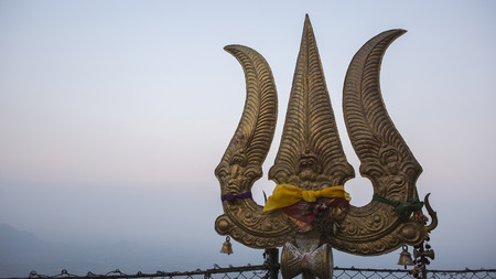 Trishul Stock Photos And Images 123rf