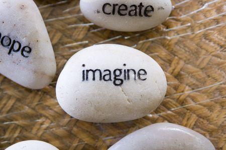 Inspiration Stones Banco de Imagens