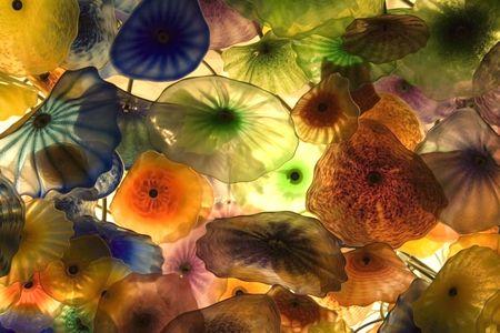 artwork: glass artwork