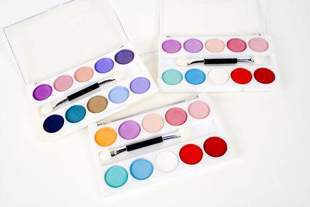 cosmetologist: makeup Stock Photo