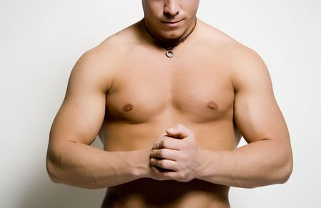 biceps Stock Photo - 2455165