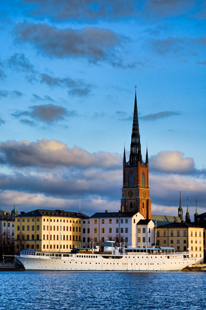 gamla stan: The Old Town or in swedish Gamla Stan is located in the city centre of Stockholm