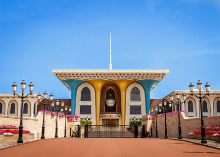 alam: Al-Alam Palace, Muscat, Oman