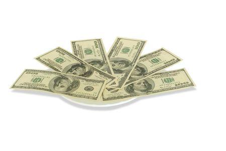 mach: mach money on the white