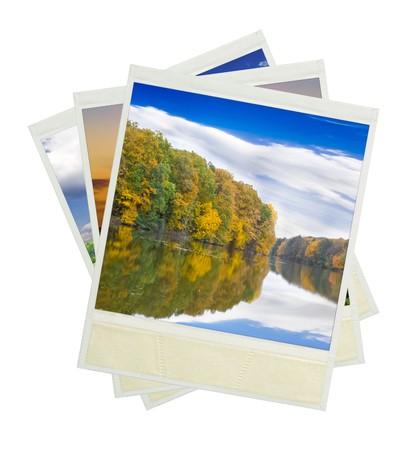 photo on a isolated white background photo