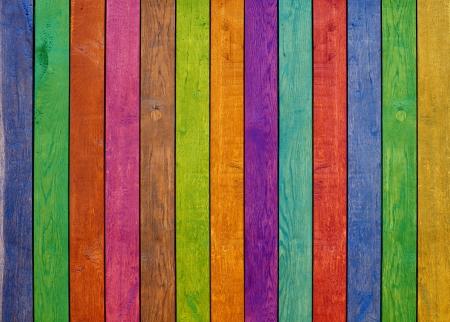 나무 질감입니다. 배경 오래 된 패널 색상