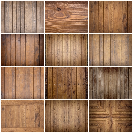 background texture:  wood texture.  background old panels