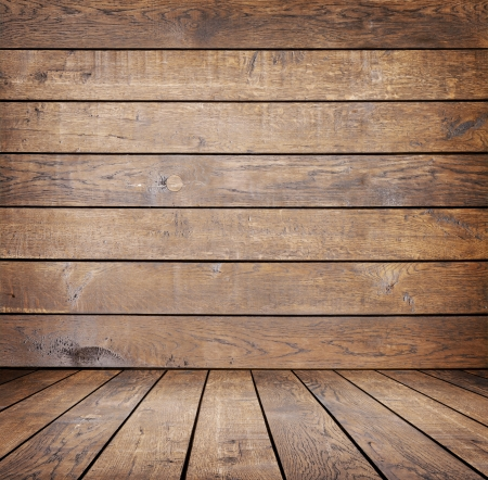 shiny floor: wood texture. background old panels. interior