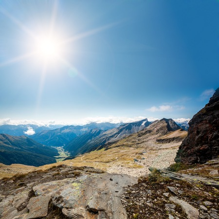 tauern: mountains in the national park Hohe Tauern in Alps in Austria. Backgrounds