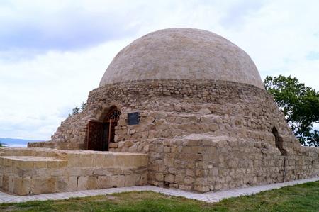 Ancient city of Bolgar in Tatarstan Russia Stock Photo