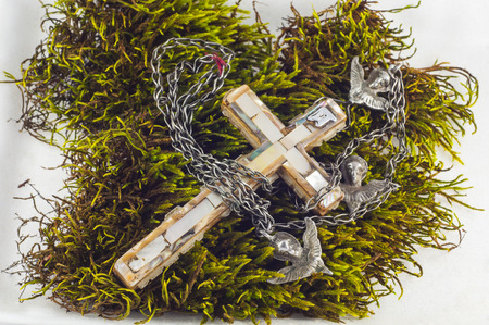 sepulchre: Cross of the Holy Sepulchre