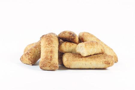 galletas integrales: galletas crujientes