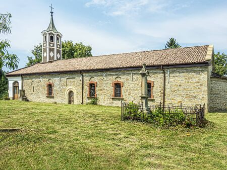 Church of the Assumption of the Virgin, Kilifarevo Stock Photo