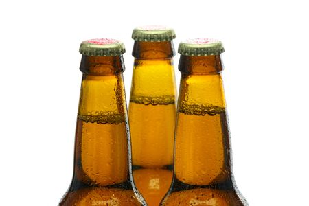 Bottles of Beer Stock Photo - 5230252
