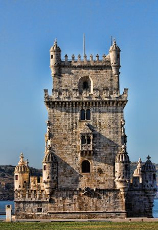 Tower of Belem in Portugal