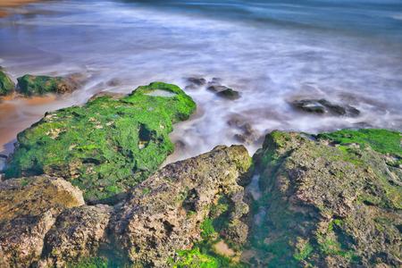 ocean waves: Atlantic ocean waves