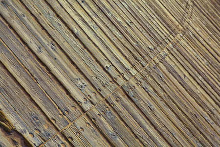 Brown wooden boards. wood texture