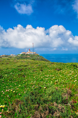 Cabo da roca, the western point of Europe