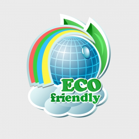 Environmental concept Stock Vector - 15084977