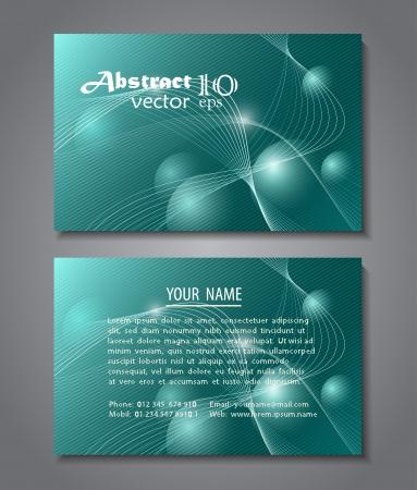 Abstract design, card template Stock Vector - 19706344