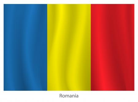 romania flag: Romania flag