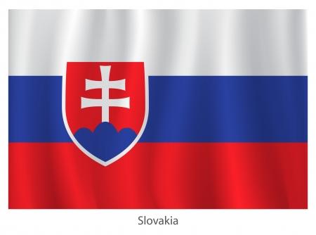 slovakia flag: Slovakia flag
