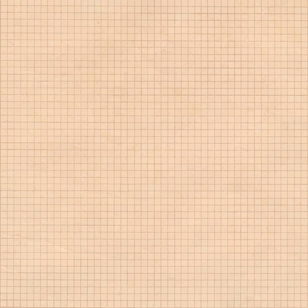 grid paper: Old sepia graph paper square grid background.