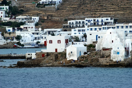 tourist attractions: Tourist attractions in Greece  Stock Photo