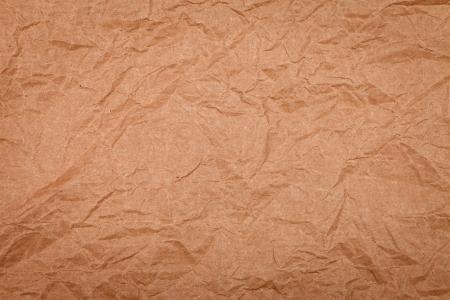 creasy: Brown creasy paper