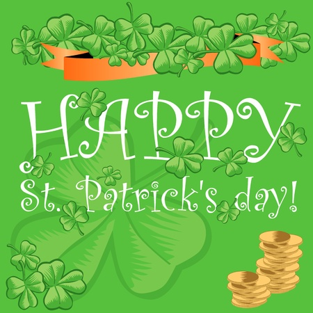 St. Patrick's day theme Stock Vector - 9903926