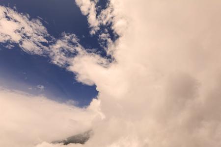 tungurahua: Tungurahua Devastating Explosion In Ecuador, South America Stock Photo