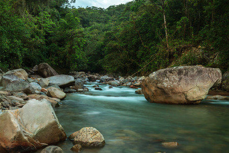 top ten: Machay Waterfall Considered To Be In The Top Ten Of Waterfalls In Ecuador, South America