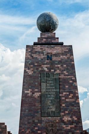 Center Of The World, Mitad Del Mundo, Equatorial Monument, South America
