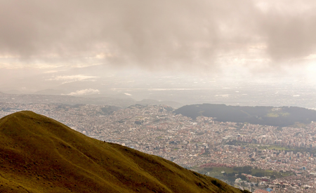 equator: Quito Is The Closest Capital City To The Equator, South America