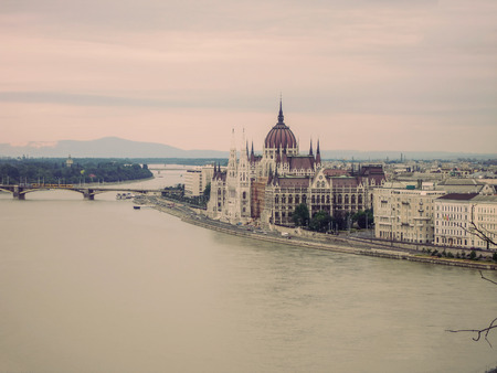 tallest bridge: Parliament Of Budapest It Is Currently The Largest Building In Hungary And Still The Tallest Building In Budapest