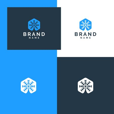 Inspirational modern logo design that suit to be placed everywhere