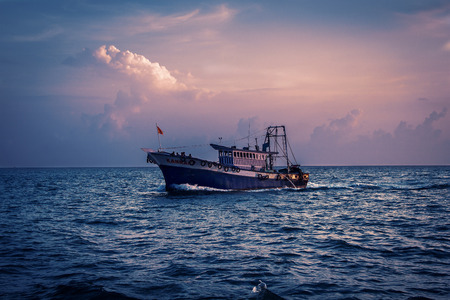 transportaion: The Sailor