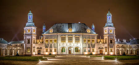 Bishops Palace - Kielce, Poland