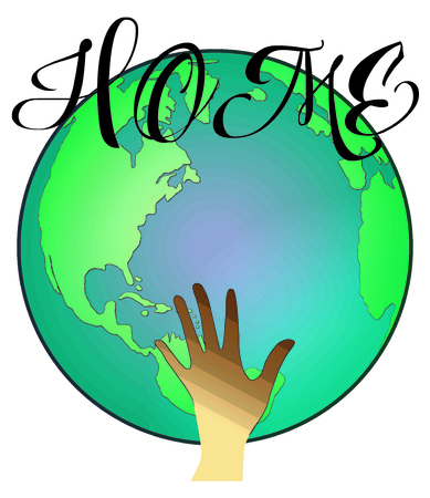 Earth is our home. Lets protect it.