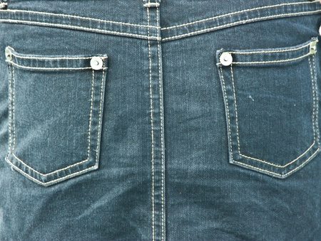 durable: Jean fabric that has been popular throughout the world. The durable fabric-sized clothing. And agility. A variety of battery options. Stock Photo
