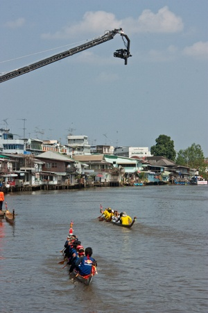 water sports: Long as water sports, boat races are held annually. In the province of Chachoengsao. An annual event here. You can draw many visitors. Editorial
