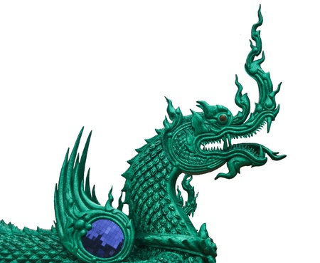 the King of Nagas is or , the Naga is a snake in the legend that has a lot of people s respect to are the god , be at well-known in the Mekong River where have to appear the event happens every year , be holy animal happens in Asia photo