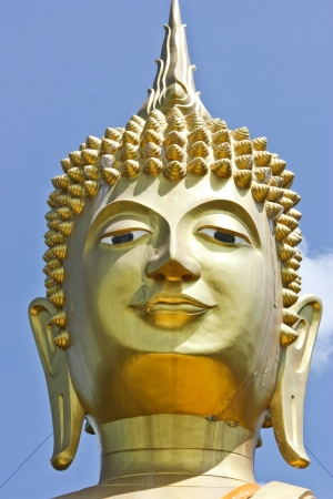 image of Buddha , be Buddhism symbol , the prostration greets to worship beg for the blessing of who respect the Buddhism , be the thing not foolish , only make him has for what , do , and recall Buddha of them Stock Photo - 14305279