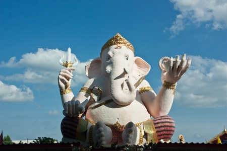 Ganesh is a Hindu god  A widely respected in many countries  Came in long ago and continue to respect each other