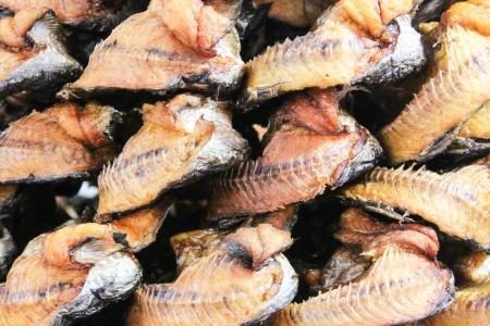 conservacion alimentos: Pescado seco como la conservaci�n de alimentos que se pueden almacenar por mucho tiempo. Y un producto que se puede vender a un ingreso de los agricultores.