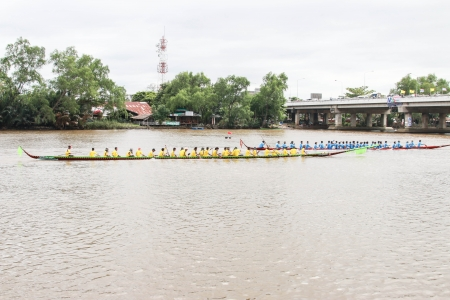Rowing Regatta The regatta, which requires more power. And the unity of the race. Opponent to win