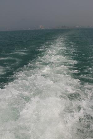 Las gotas de agua causadas por o como resultado de la flota natural. La belleza natural es una gran atracci�n. Foto de archivo