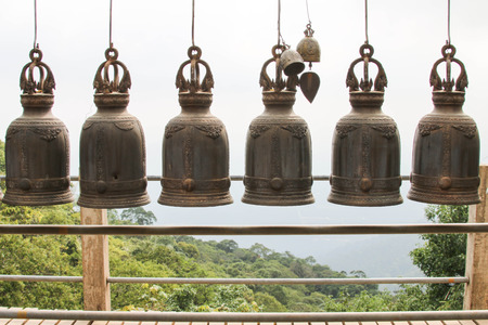 The bell is a symbol of religious faith is used to tell the time. Another beep and plenty. Large and small needs photo